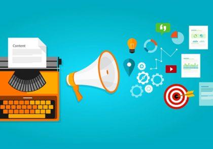 تولید محتوا برای وبسایت