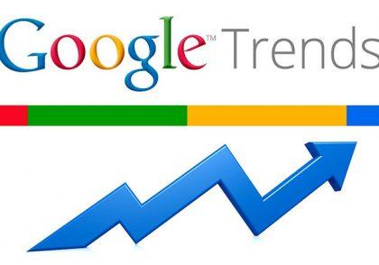 گوگل ترندز